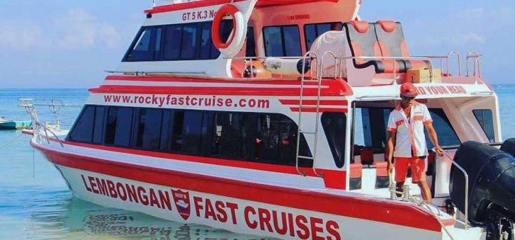 Rocky Fast Cruise, Jadwal dan Harga